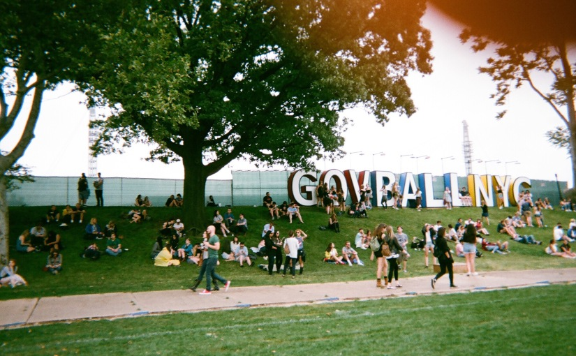Film Adventures : Governors Ball / New York
