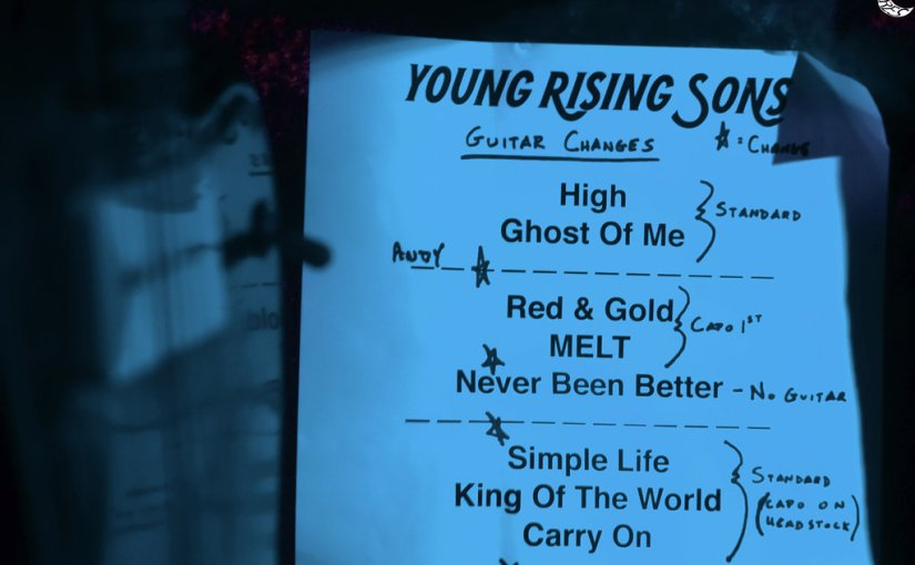 Young Rising Sons at The Moxi Theater