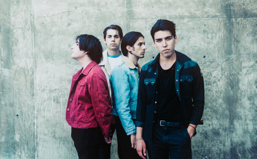 A Phone Call with Christo Bowman. A Bad Suns Interview.