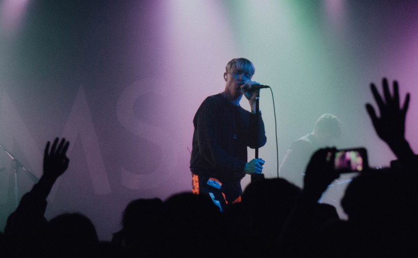 The Drums at The GlassHouse