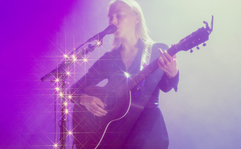 Phoebe Bridgers Live at The Palladium