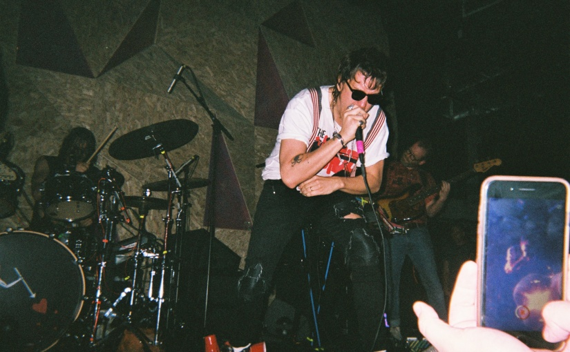 Disposable Adventures: The Voidz at the Velvet Underground